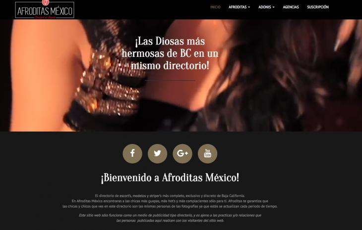 Afroditas México